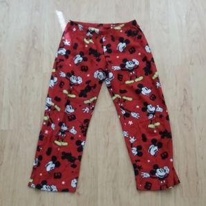 Mickey Mouse Pajama Pants